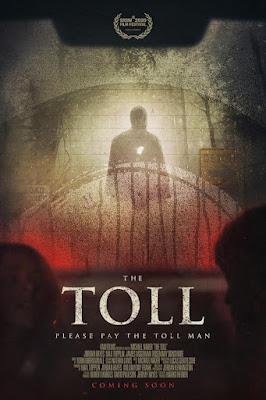 The Toll 2021 DVD R1 NTSC Latino