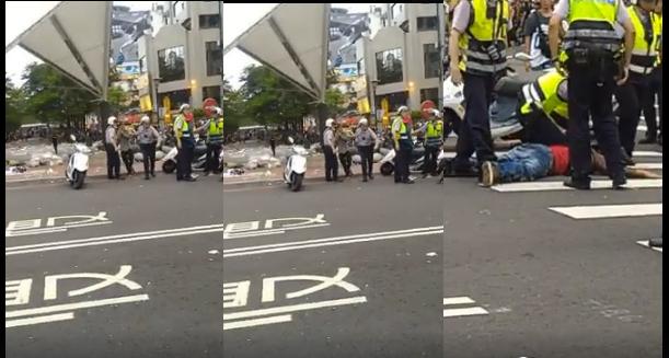 [Video] Rayakan Lebaran, Keributan Sesama TKI Terjadi Di Taipei dan Taichung