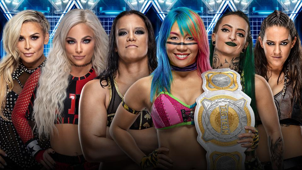 Cobertura: WWE Elimination Chamber 2020 – Domínio da rainha!