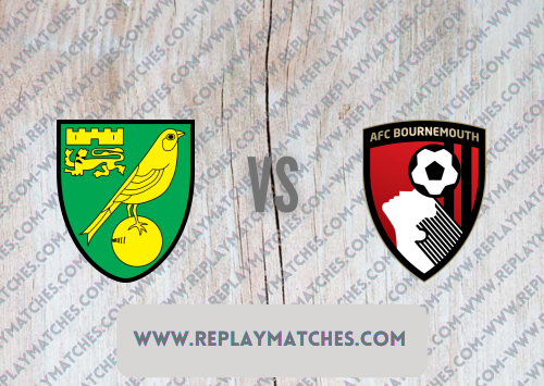 Norwich City vs AFC Bournemouth -Highlights 24 August 2021