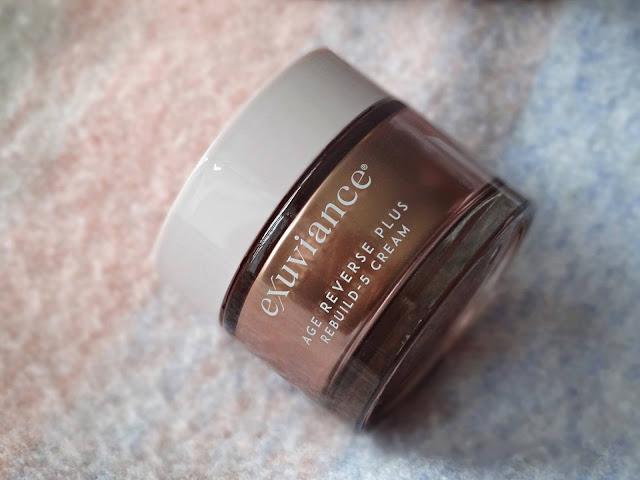 Exuviance Age Reverse +Rebuild-5 Cream Review, Photos
