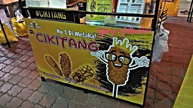 Cikitang | No. 1 Di Melaka!