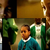 Remember the little boy in the Peak Milk advert? He is Kanu Nwankwo's Son. See him now