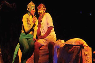 Makna, Jenis, Fungsi, Ragam Simbol Karya Teater |Kreasi, Ungkapan dan Penampilan