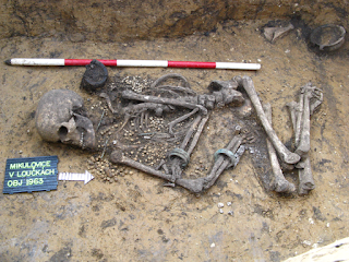 Central European prehistory was highly dynamic