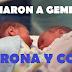 CORONA Y COVID, GEMELOS RECIÉN NACIDOS LLEVAN EL NOMBRE DE LA PANDEMIA DEL CORONAVIRUS