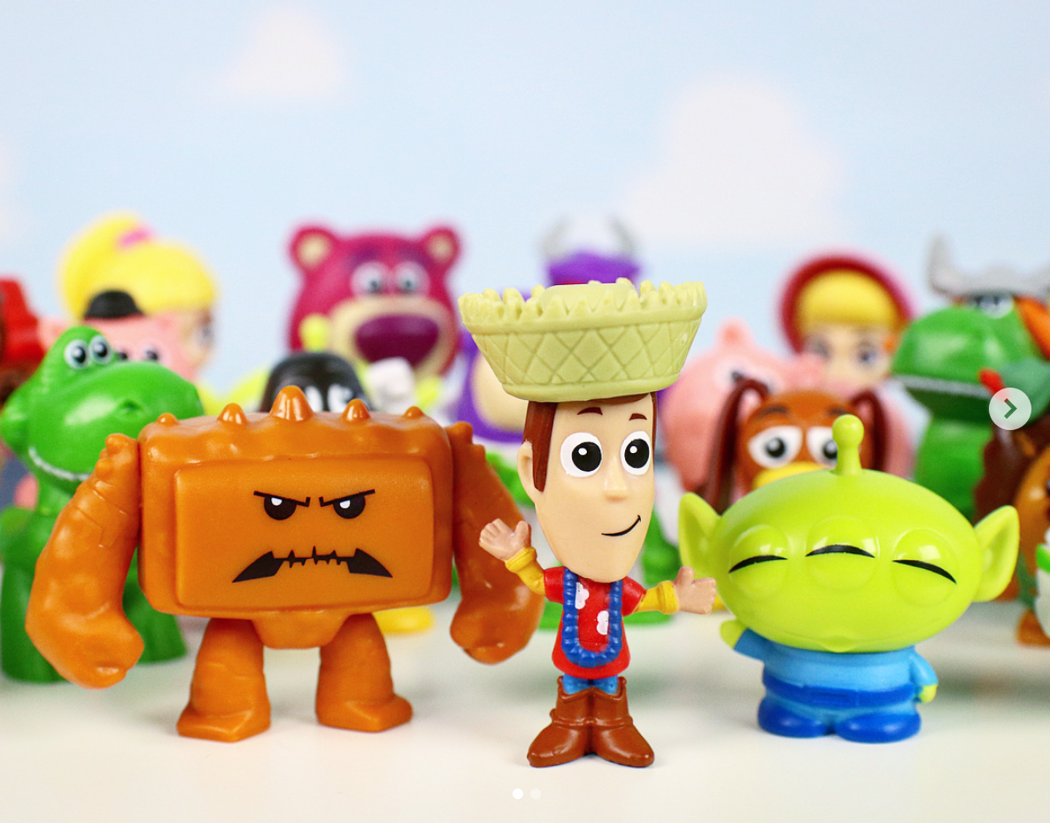toy story minis series 6