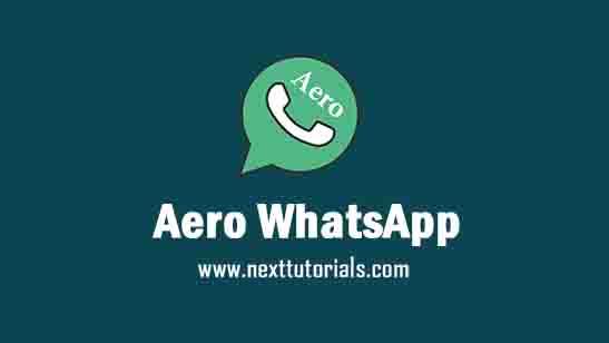 WhatsApp Aero v8.95 Apk Latest Version android Anti Banned,install Aplikasi WA Aero Terbaik 2021,tema whatsapp aero keren terbaru 2021,Download wa mod