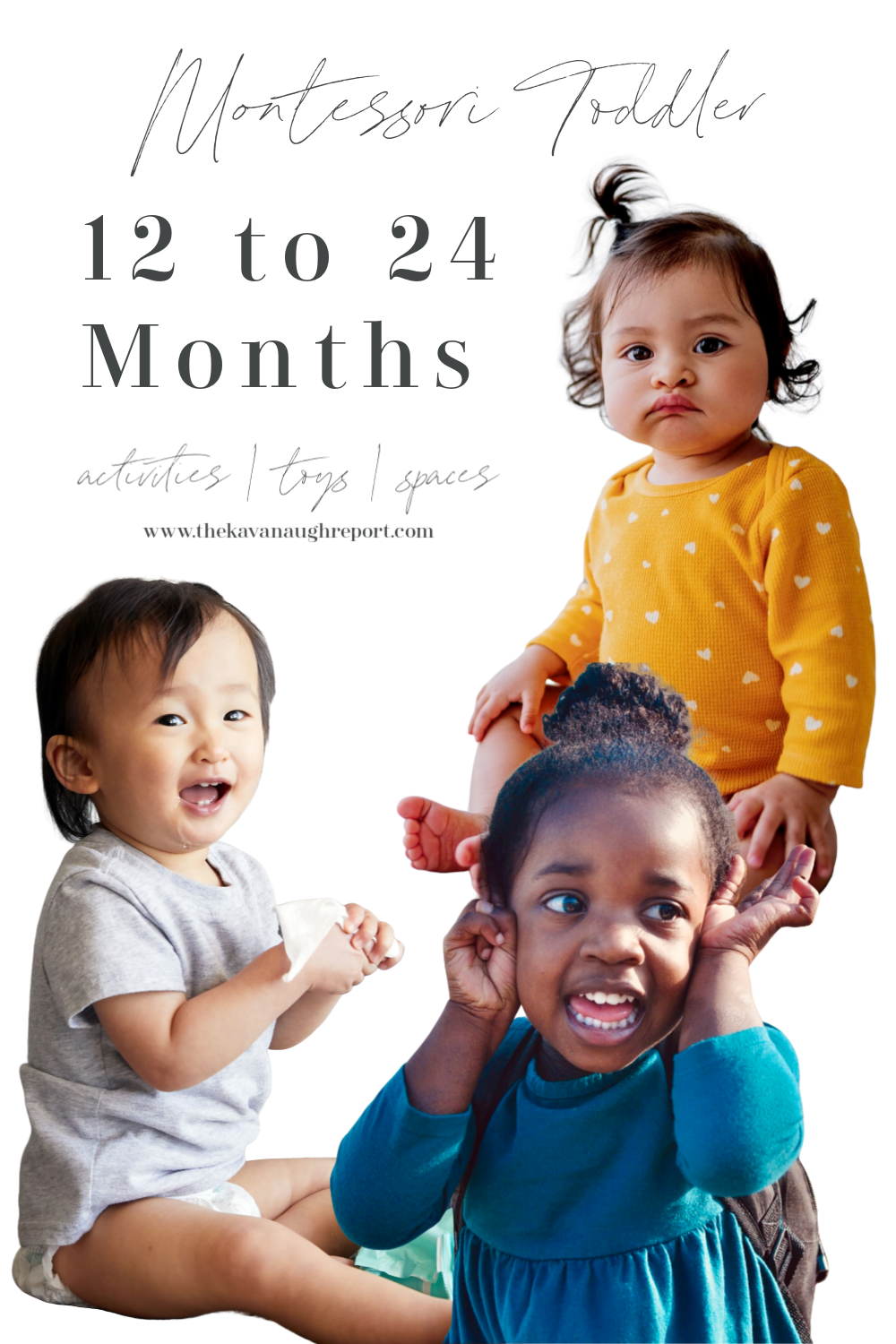 Montessori ideas and activities for young toddlers. These Montessori toddler ideas are prefect for toddlers between 12 months and 2-years-old.