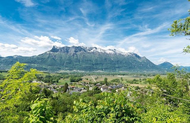 Ngắm vẻ đẹp dãy núi Alps dài nhất Châu Âu 12