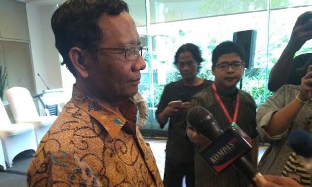 Mahfud MD: Indonesia Sudah Menjalankan Syariah