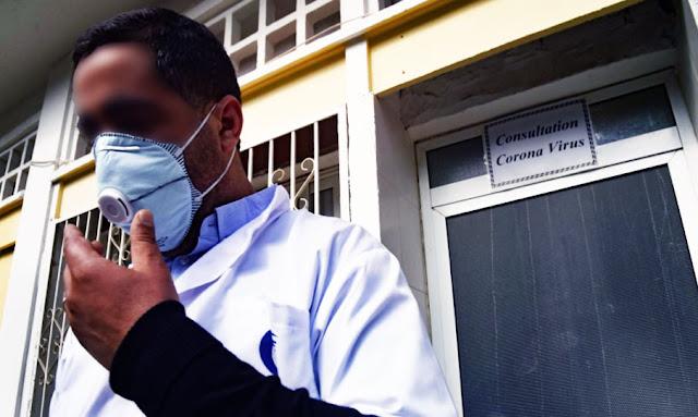 عائد من فرنسا: مريض 'بقناع' يثير هلعا في مستشفى سبيطلة