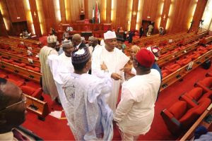 Senators Insist On Overriding President Buhari's Veto