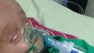 Team divisi kesehatan ylbi Dampingi pasien yang menerima bantuan dari Baznas kabupaten sukabumi