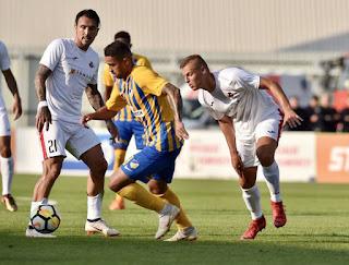 Suduva 3-1 ΑΠΟΕΛ, Κάζο και συντριβή