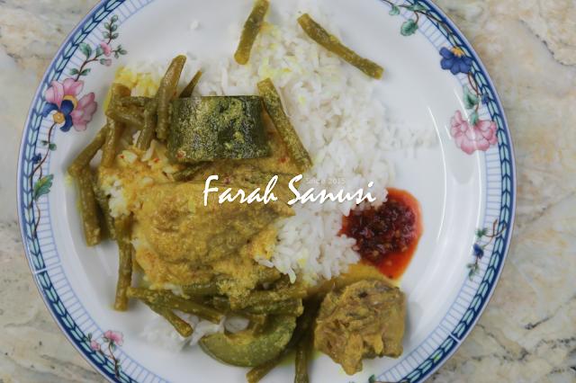 Resepi Gulai Kuning Ayam