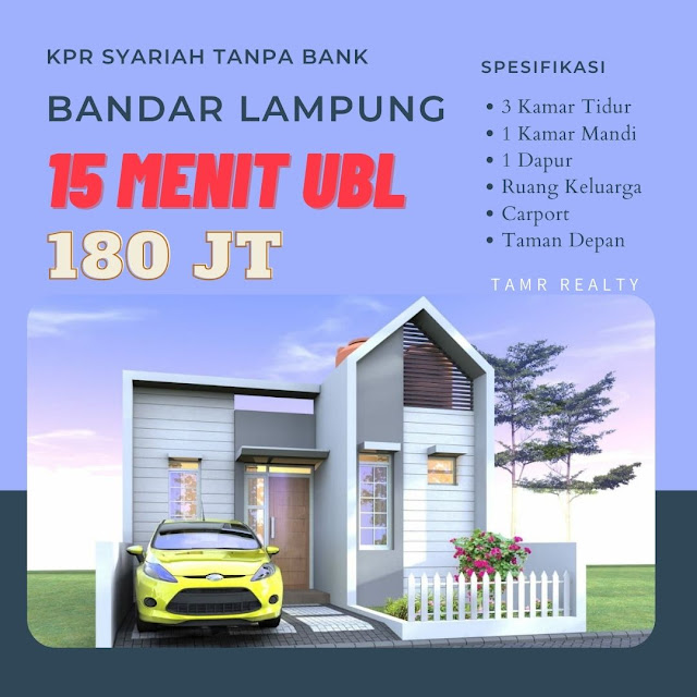 Perumahan Syariah  Bandar Lampung