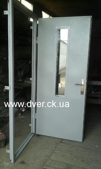 двери под заказ металлические