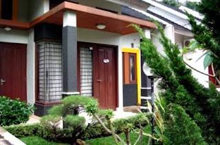 desain tiang teras minimalis