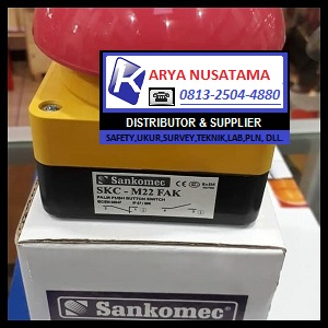 Jual Push Button Sirine Skc-M22 Fak Sankomec di Lampung