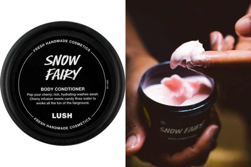 Snow Fairy Body Conditioner