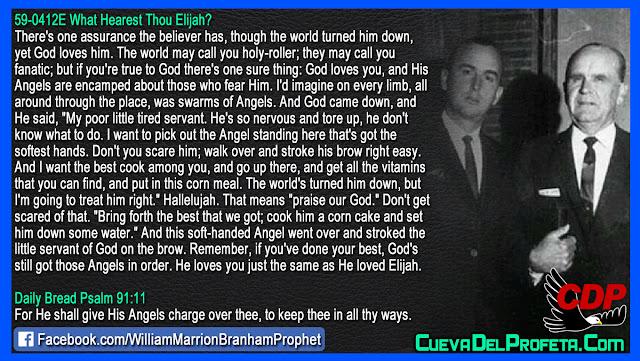 The assurance the believer has - William Branham