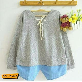 toko pakaian untuk atasan cewek online murah