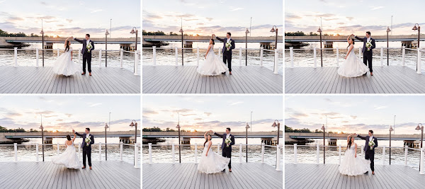 Annapolis Wedding at Michael's on the South River photographed by Heather Ryan Photography