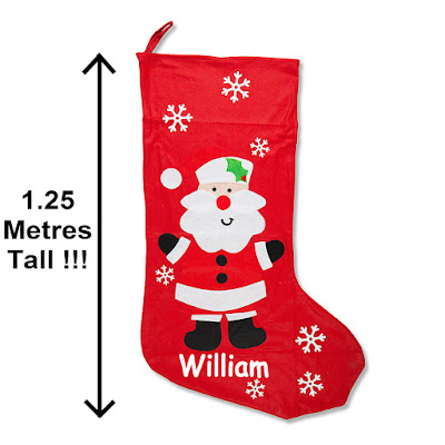 Super GIANT Christmas Stocking
