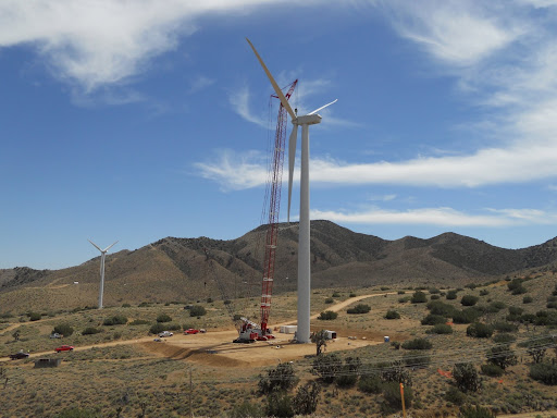 Turbine+77 Investing in the Alta Wind Energy Center