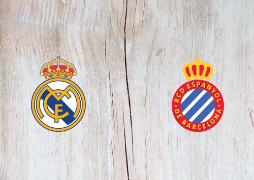 Real Madrid vs Espanyol Full Match & Highlights 7 December 2019