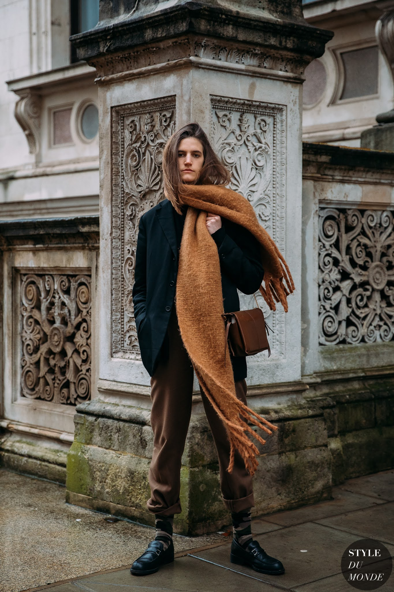 The Best Oversized Scarves For 2020