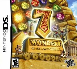 Rom 7 Wonders of the Ancient World NDS