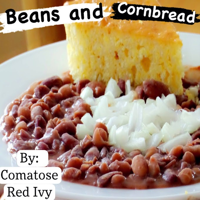 """Album of the day """"BEANS AND CORNBREAD"""" By Comatose Red Ivy"""