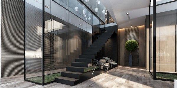 italian staircase design