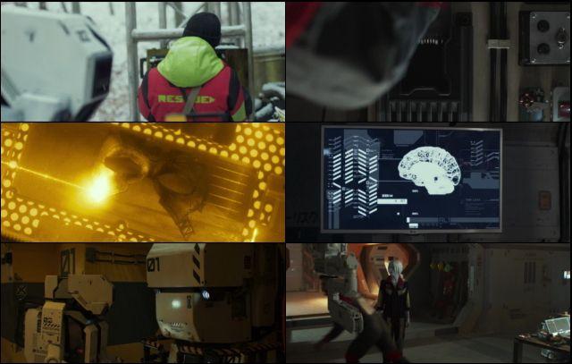 Archive (2020) HD 1080p y 720p