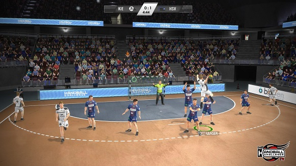 PC Game Discover the best handball simulation IHF Handball Challenge 14-SKIDROW