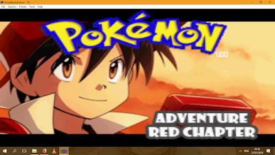 Pokemon Red Chapter