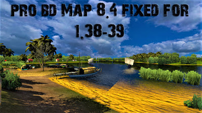 PRO BD MAP 8.4 UPDATED For 1.38-1.39