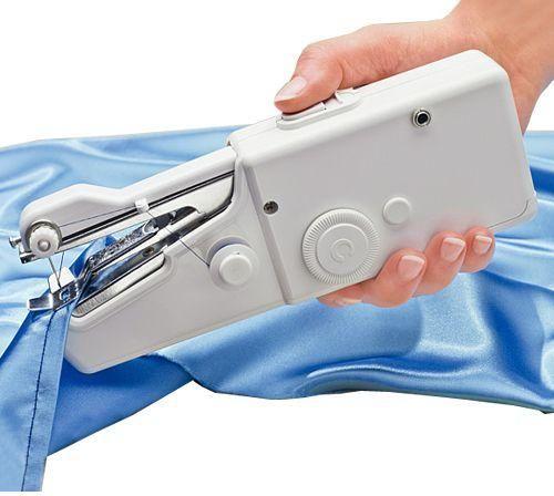 آلة خياطة محمولة يدوية