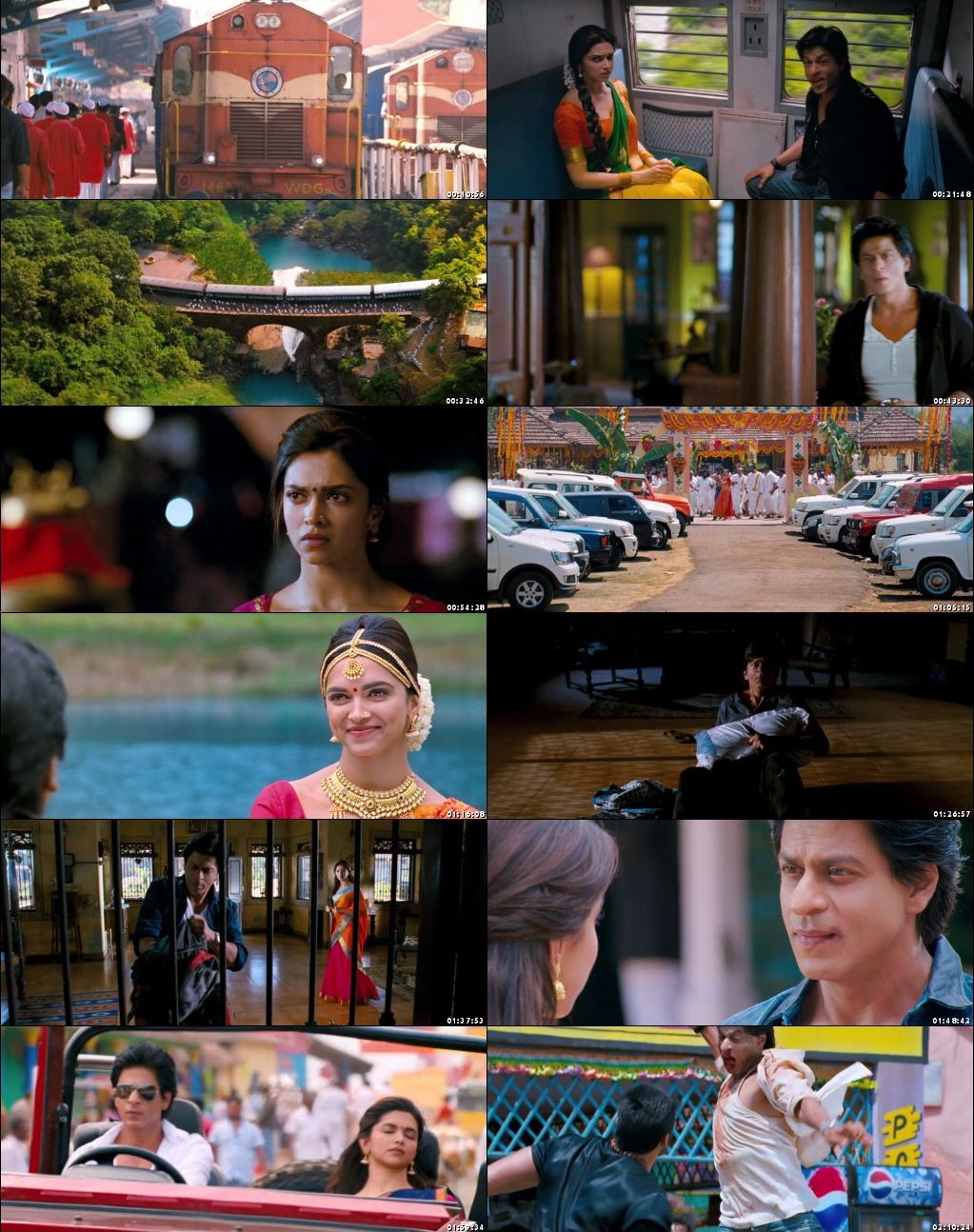 Chennai Express 2013 Full hindi Movie Online Watch