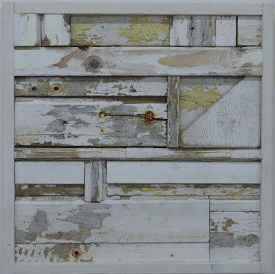 wood assemblage, white wood, remnants,