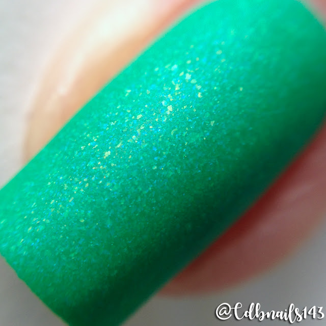 Lollipop Posse Lacquer-Lock The Doors Tight
