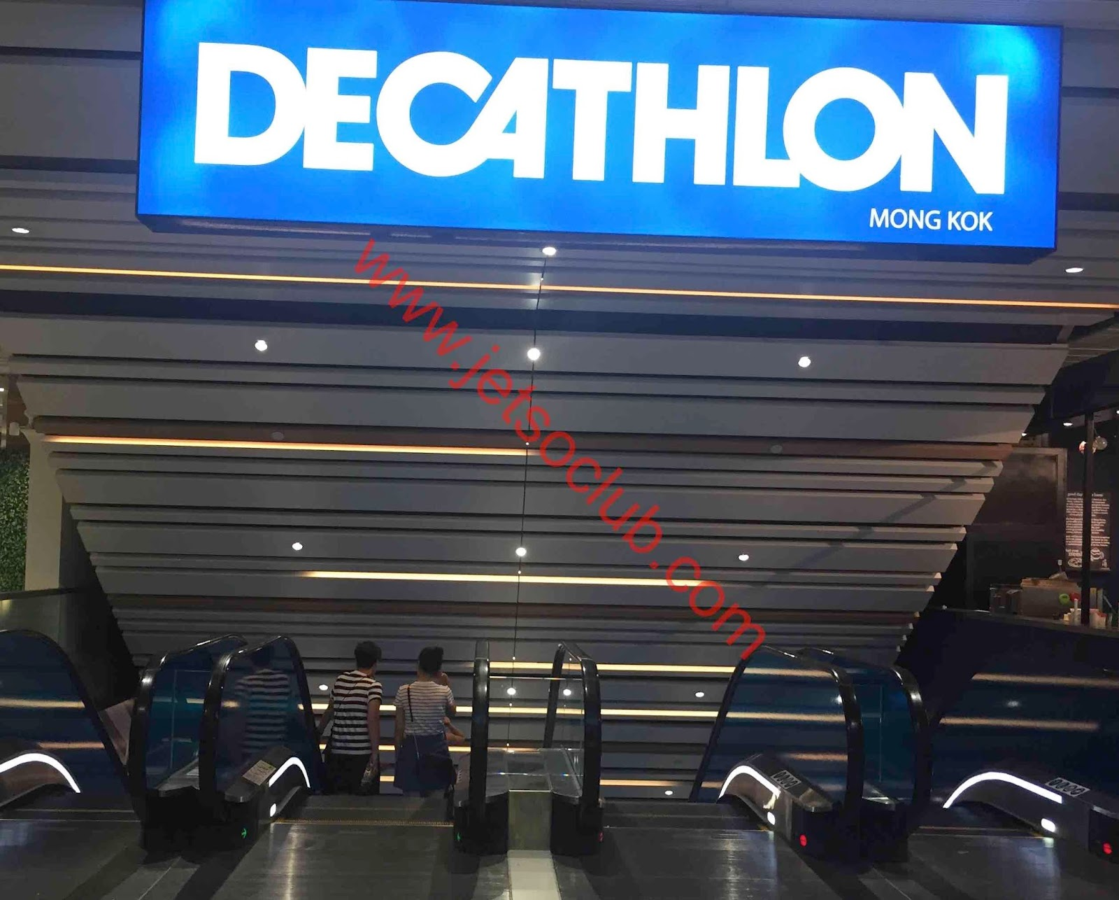 Decathlon:法國大型運動用品店開業 背囊$19/泳鏡$16/羽毛球拍$24... ( Jetso Club 著數俱樂部 )