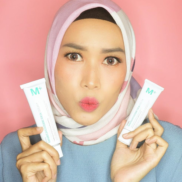 Charis M+ Madecassoside Cica Cream