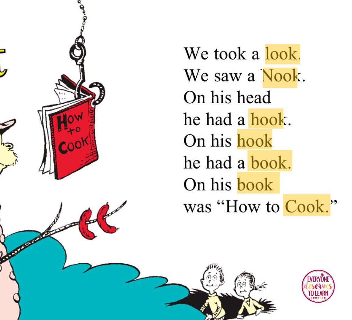 Teaching Kids To Rhyme