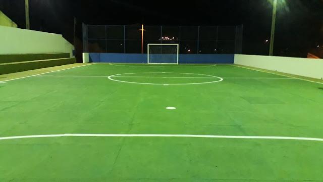 Prefeitura entrega reforma da Quadra de Esportes do Rosário e Ginásio Juarezão em Oeiras