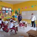 Hari Pertama Belajar Tatap Muka di Natuna, DPRD Pantau Prokes