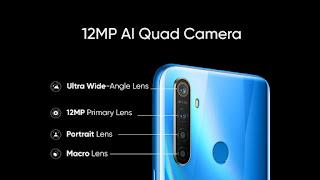 Realme 5 back images,Realme 5 camera,Realme 5 4 camera