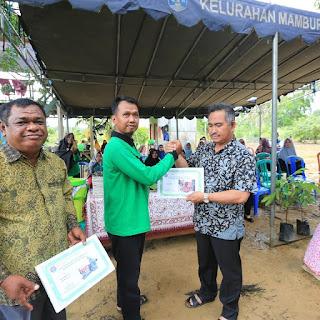 Wali Kota Tarakan Menghadiri Doa Bersama Masyarakat Petani dan Nelayan Dalam Rangka Peringatan Hari Pangan Sedunia